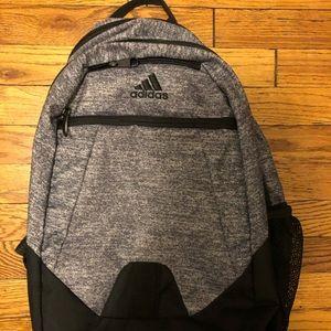 Men's Adidas Dark Gary Zipper Backback